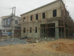 Terraced Duplex House for sale After the 2nd Toll gate at Chevron, Ikota, Lekki Ikota Lekki Lagos