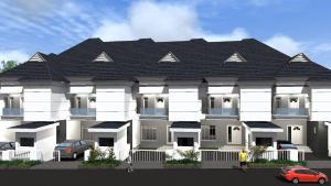 4 bedroom Terraced Duplex for sale Mega Chicken Ikota Lekki Lagos