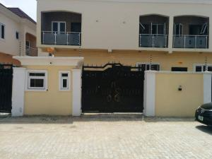 Terraced Duplex House for sale Ikota Lekki Lagos