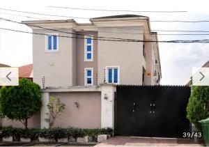 4 bedroom Terraced Duplex for sale Daramola Omole phase 1 Ojodu Lagos