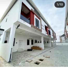 4 bedroom Terraced Duplex for sale Orchid Road, Lekki 2nd Tollgate, Lekki Expressway, Lekki Lekki Phase 2 Lekki Lagos