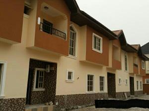 4 bedroom House for sale Dabiri Road, off Lekki/Ajah/Epe Express Ajah Lagos