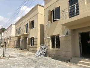 4 bedroom Terraced Duplex House for sale Life camp  Life Camp Abuja