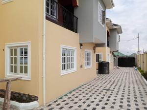 4 bedroom Terraced Duplex House for rent Akilapa Estate Idishin Ibadan Oyo