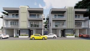 4 bedroom Terraced Duplex House for sale Ologolo Lekki Phase 1 Lekki Lagos