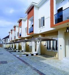 4 bedroom Semi Detached Duplex House for sale Chevron Drive Lekki Phase 1 Lekki Lagos