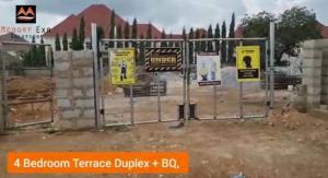 4 bedroom Terraced Duplex House for sale Lakeside Luxury Court Kado Abuja Nigeria Kaura (Games Village) Abuja