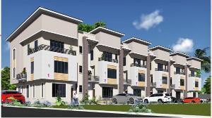 4 bedroom Terraced Duplex House for sale Guzape by coza Guzape Abuja