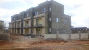 4 bedroom Terraced Duplex House for sale behind Living Faith Church Jahi Abuja