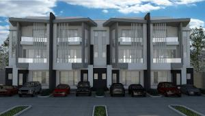 4 bedroom Terraced Duplex House for sale Zone 4 Wuse 1 Abuja