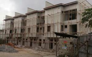 4 bedroom Terraced Duplex for sale Ilupeju Lagos