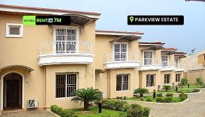 4 bedroom Terraced Duplex House for rent Park view estate Parkview Estate Ikoyi Lagos