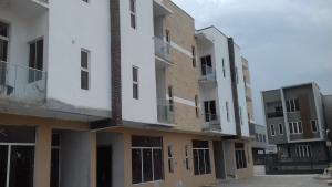 4 bedroom Terraced Duplex House for sale Parkhust Luxury Apartment, Alma Beach Estate, By Mercedes Ikate Lekki Lagos