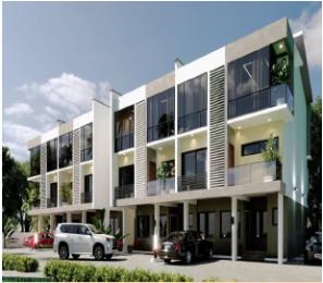 4 bedroom Massionette House for sale By Nike Art Gallery,ikate Elegushi, Lekki, Ikate Elegushi, Lekki, Lagos. Ikate Lekki Lagos