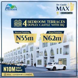 4 bedroom Terraced Duplex for sale Ochid Road Lekki chevron Lekki Lagos