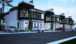 5 bedroom Terraced Duplex House for sale After Sunnyvale Estate, Kabusa  Kabusa Abuja