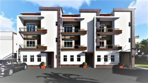 4 bedroom Terraced Duplex House for sale Mabushi district Mabushi Abuja