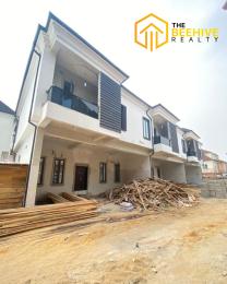 4 bedroom Terraced Duplex House for sale Orchid Road chevron Lekki Lagos