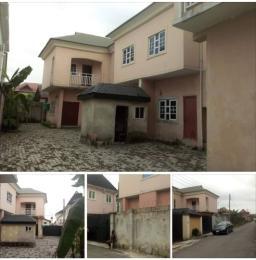 4 bedroom Duplex for sale Rumuibekwe Shell Location Port Harcourt Rivers