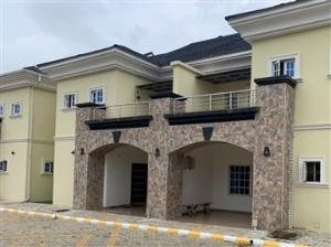 Terraced Duplex House for sale Katampe Ext Abuja