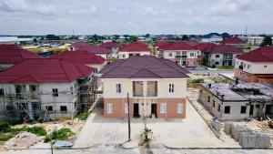 4 bedroom Detached Duplex House for sale Safaye Estate After Abraham Adesanya Estate Off Lekki-Epe Expressway Ajah Lagos