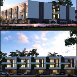4 bedroom Terraced Duplex House for sale Ologolo Lekki Lagos
