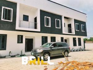 4 bedroom Terraced Duplex House for sale Sangotedo Lagos