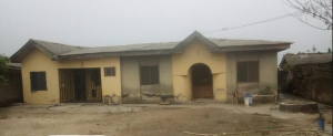 4 bedroom Detached Bungalow House for sale nkporo street,  Ibafo Obafemi Owode Ogun