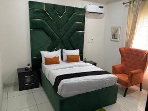4 bedroom Semi Detached Duplex for shortlet Idado Esate Idado Lekki Lagos