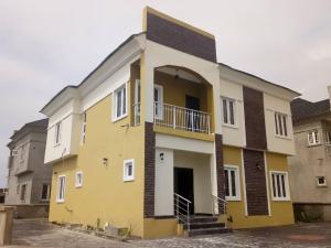 4 bedroom Detached Duplex House for sale Mega Chicken outlet in Ikota, before VGC Ikota Lekki Lagos