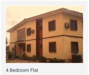 4 bedroom Flat / Apartment for sale LSDPC Alapere housing estate Alapere Kosofe/Ikosi Lagos