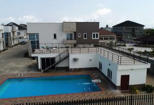 4 bedroom Semi Detached Duplex House for rent Osborne Foreshore Estate Ikoyi Lagos