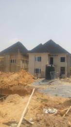 4 bedroom Semi Detached Duplex House for sale 4 bedrooms semi deplex, on the airport road by VGC extate. We share fence with Wilbahi estate Lugbe Abuja