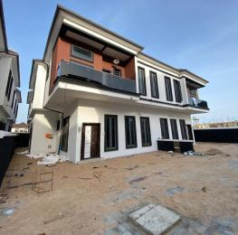 4 bedroom Semi Detached Duplex House for sale Orchid road, Lekki chevron Lekki Lagos
