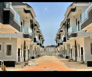 4 bedroom Semi Detached Duplex for sale Mege Chicken, Ikota Villa Ikota Lekki Lagos