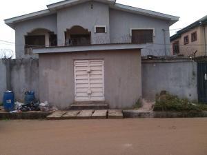 12 bedroom Flat / Apartment for sale tarred road near lion of Judah Church power line egbeda lagos Egbeda Lagos