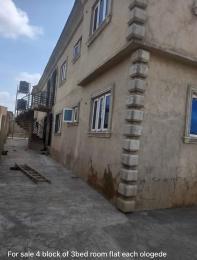 3 bedroom Flat / Apartment for sale Ologede Estate After New Garage Akala Express Ibadan Oyo