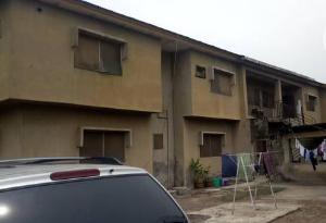 3 bedroom Blocks of Flats House for sale Iyaniwura estate, opposite mobil filling station, jimoh b/stop, akowonjo Shasha Alimosho Lagos