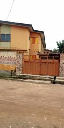 4 bedroom House for sale Wale Adenuga street Ejigbo Orilowo Ejigbo Lagos