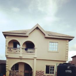Blocks of Flats House for sale Larry ojo street , Ojo Alab by barracks bus stop  Ago palace Okota Lagos