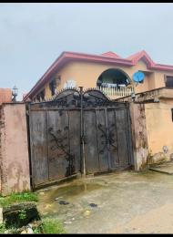 3 bedroom Flat / Apartment for sale Agbeke street off ago palace  Ago palace Okota Lagos