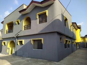 3 bedroom Blocks of Flats for sale Tejumola Estate Egbeda Alimosho Lagos
