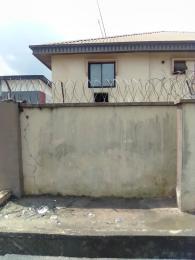 Blocks of Flats House for sale Karaole Estate Off College Road, Ifako Ijaiye, Ifako Agege Lagos