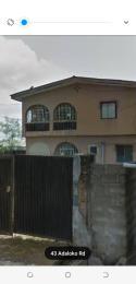 1 bedroom mini flat  Blocks of Flats House for sale Adaloko Street, Ijanikim Road, Badagry Badagry Lagos