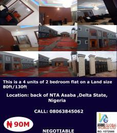 House for sale Back Of Nta Asaba ,delta State Nigeria Asaba Delta