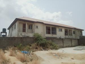 3 bedroom Blocks of Flats for sale Ajebo Off Oreta Road Igbogbo Ikorodu Igbogbo Ikorodu Lagos