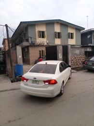 3 bedroom Flat / Apartment for sale Adewale Street, Off Ogunbekun, Pedro Road Shomolu Shomolu Lagos