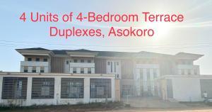 4 bedroom Terraced Duplex for sale Asokoro Abuja