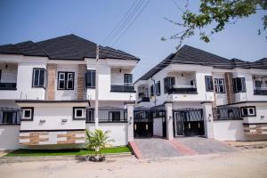 5 bedroom Semi Detached Duplex House for sale Bridge gate estate, Agungi Lekki Lagos