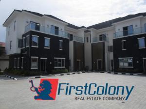 4 bedroom Terraced Duplex House for sale Off T.F. Kuboye Street  Lekki Phase 1 Lekki Lagos